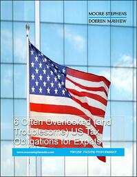 6 Overlooked US Tax Obligations Cover-with border